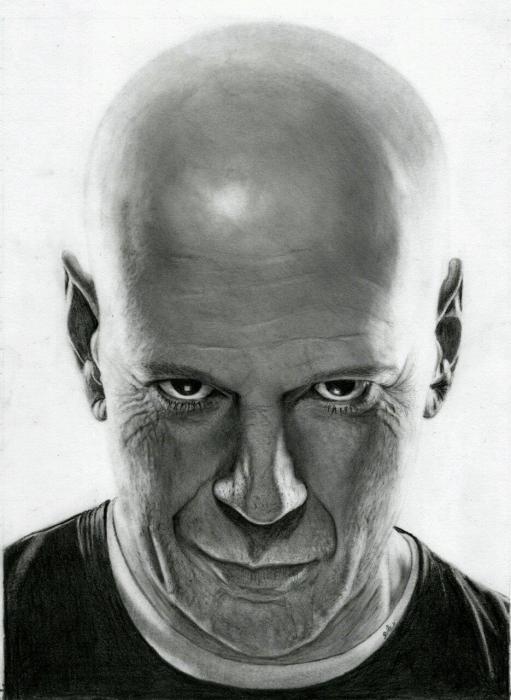 Bruce Willis por Zoli82
